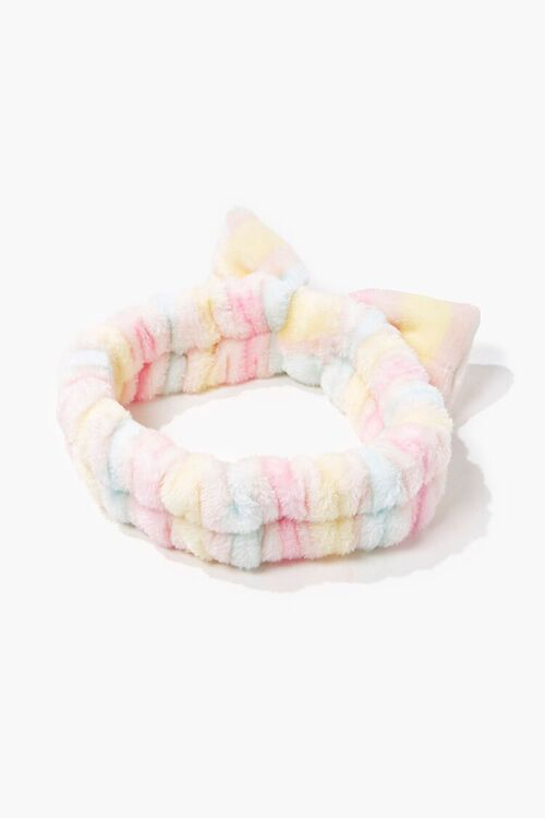 Cloud Wash Bow Headwrap, image 2