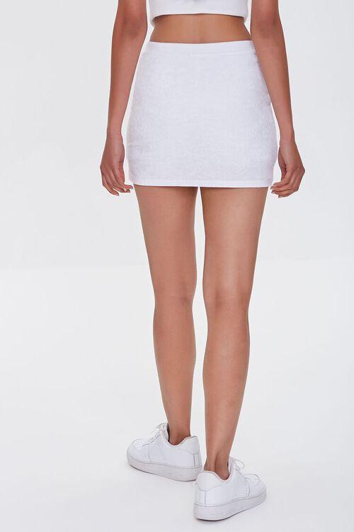 Vented Mini Skirt, image 4