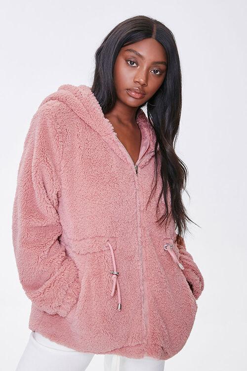 Plush Hooded Jacket, image 5