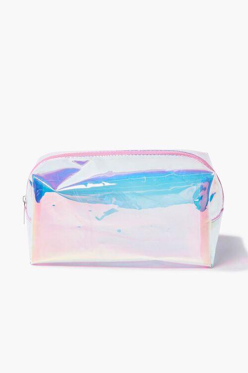 Iridescent Zip-Up Bag, image 1