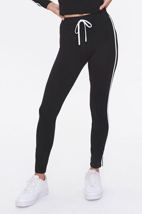 Side-Striped Top & Leggings Set, image 5