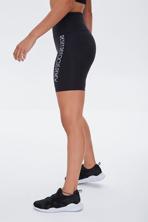Active Reset Graphic Biker Shorts, image 3
