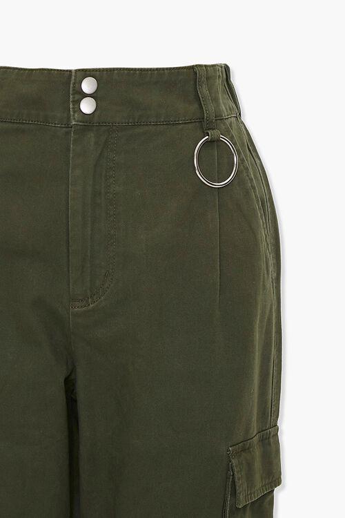Drawstring Cargo Pants, image 4