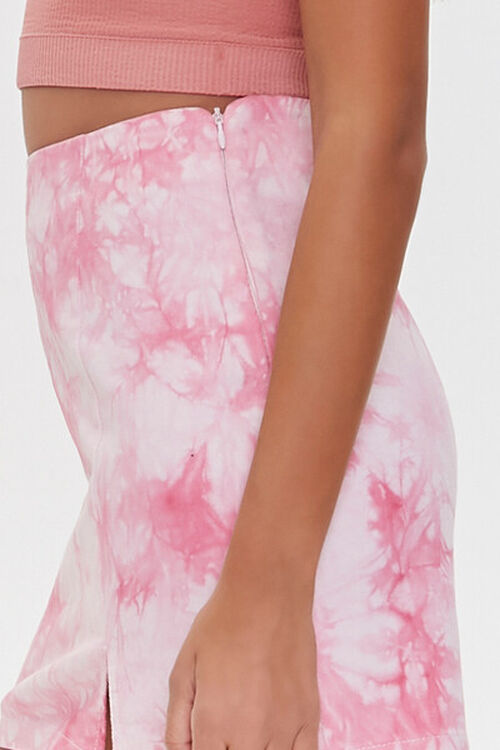 Tie-Dye Mini Skirt, image 5