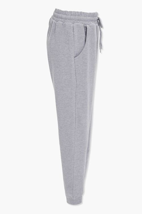 French Terry Drawstring Joggers, image 4