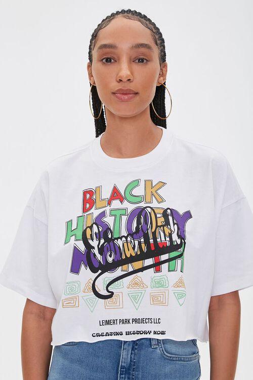 Ashley Walker Black History Graphic Tee, image 1