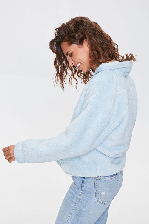 Plush Half-Zip Pullover, image 2