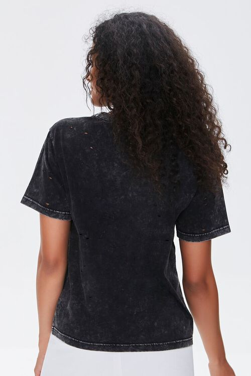 Distressed Mineral Wash Tee, image 3