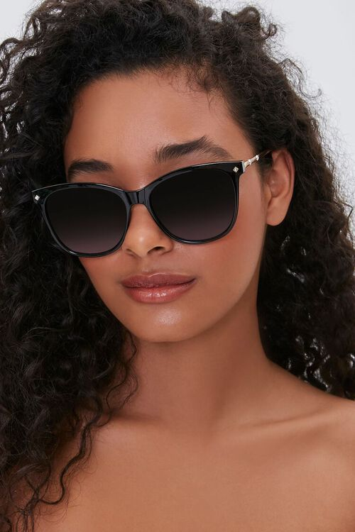 Square Tinted Sunglasses, image 2