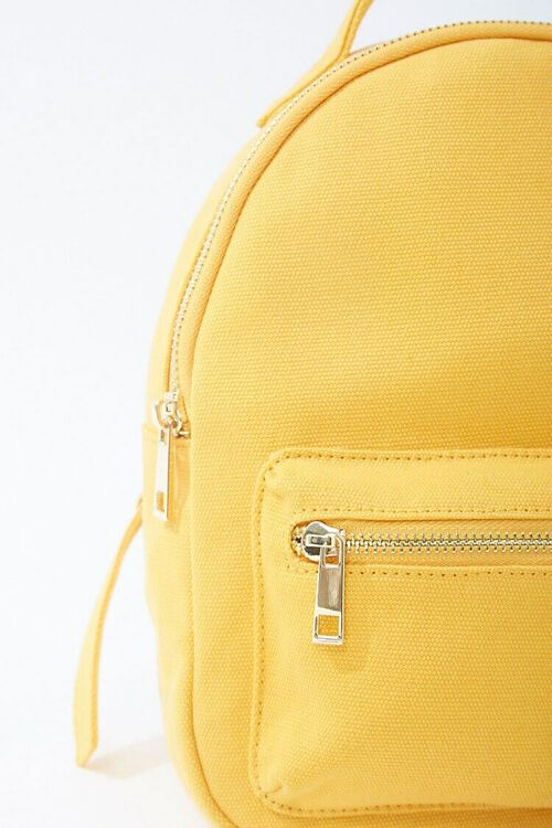 Unstructured Canvas Backpack, image 4