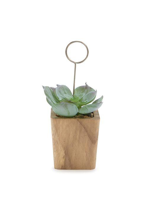 Succulent Photo Holder, image 3