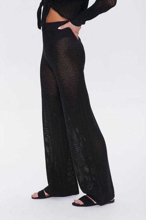 Sheer Fishnet Pants, image 3