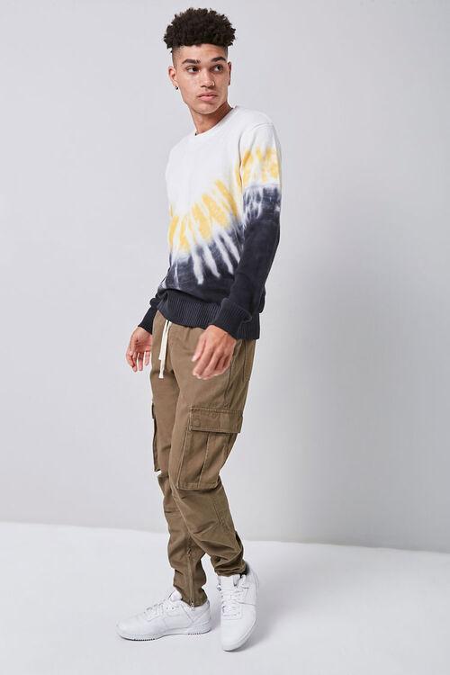 Tie-Dye Crew Neck Sweater, image 4