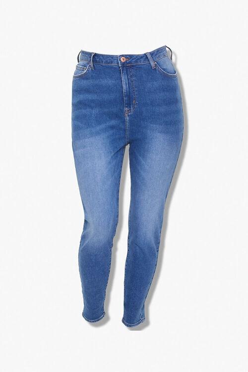 Plus Size Sculpted Super Skinny Jeans, image 1