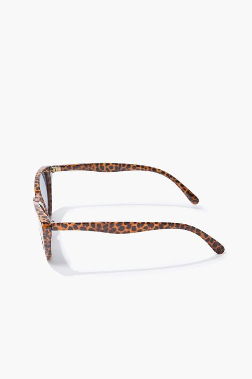 Cheetah Cat-Eye Sunglasses, image 4