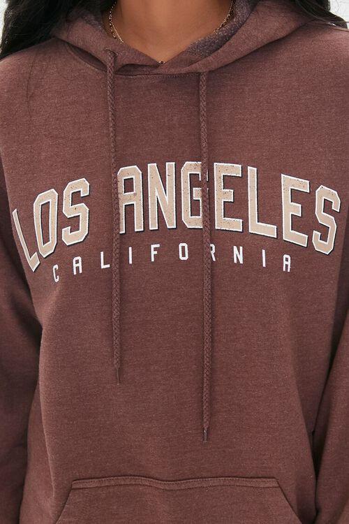 Los Angeles Graphic Fleece Hoodie, image 5