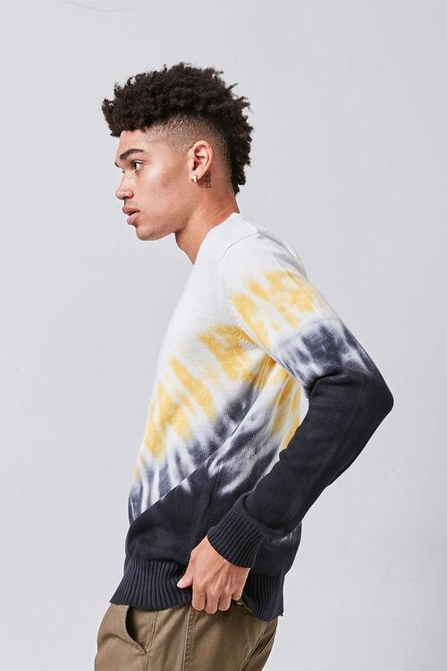 Tie-Dye Crew Neck Sweater, image 2