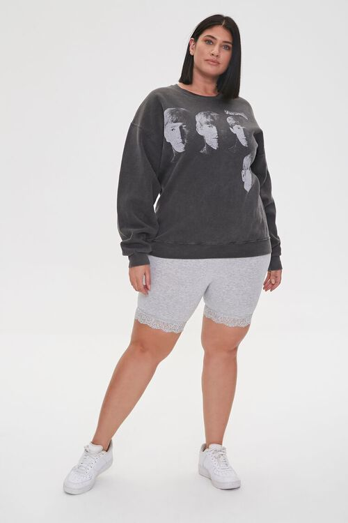 Plus Size The Beatles Pullover, image 4