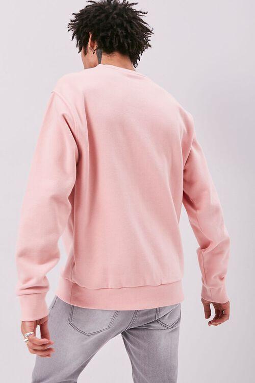 Salty Embroidered Graphic Fleece Sweatshirt, image 3
