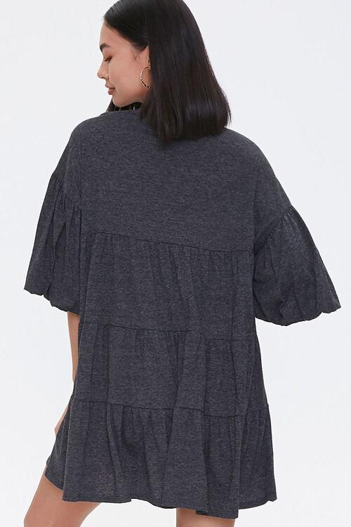 Tiered Mini Dress, image 3