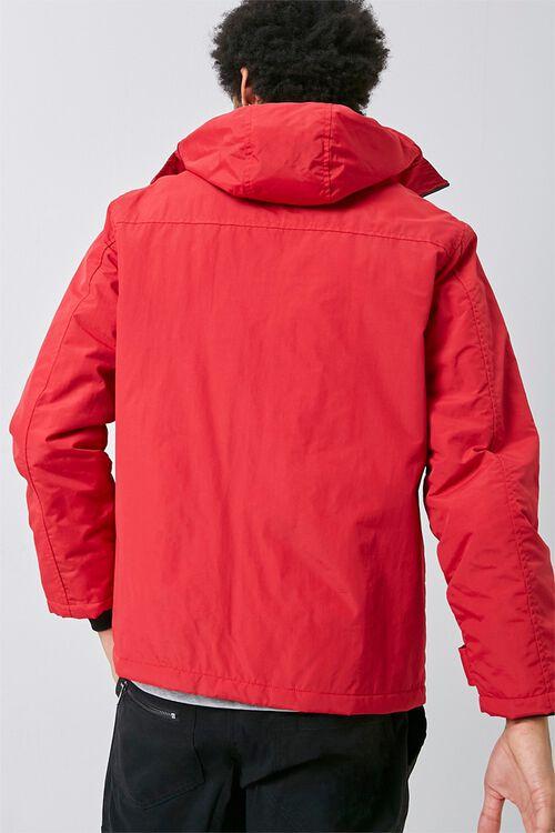 Masked Hooded Utility Jacket, image 4