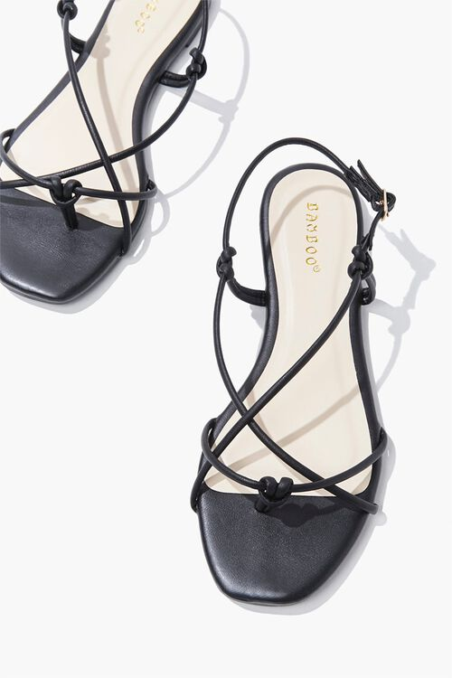 Strappy Thong Sandals, image 3