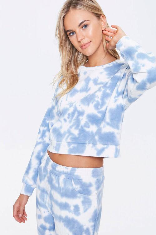 Tie-Dye Wash Pullover, image 5