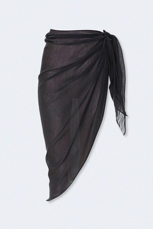 Wrap Sarong Swim Cover-Up, image 1
