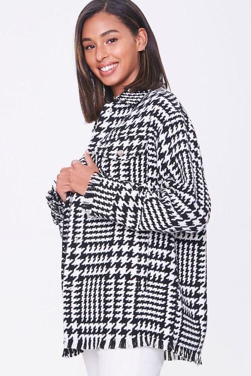 Tweed Houndstooth Jacket, image 2