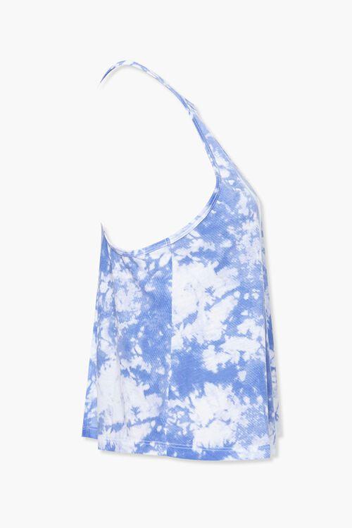 Active Tie-Dye Split-Back Cami, image 2