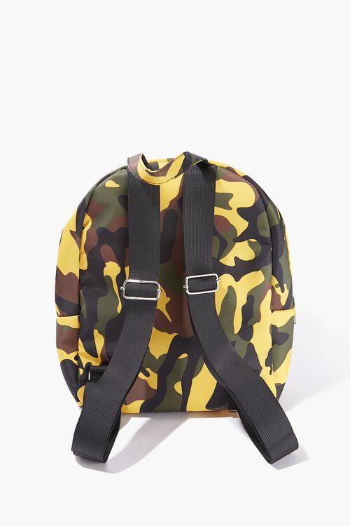 Camo Print Backpack, image 2