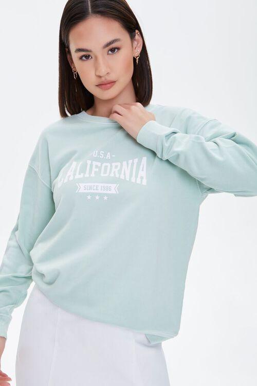 California Graphic Pullover, image 1