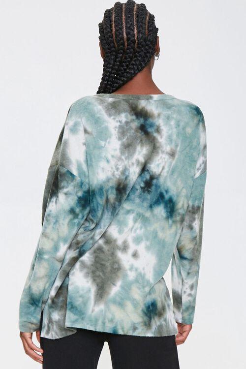 Tie-Dye High-Low Top, image 3