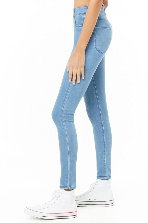 High-Rise Skinny Jeans, image 2