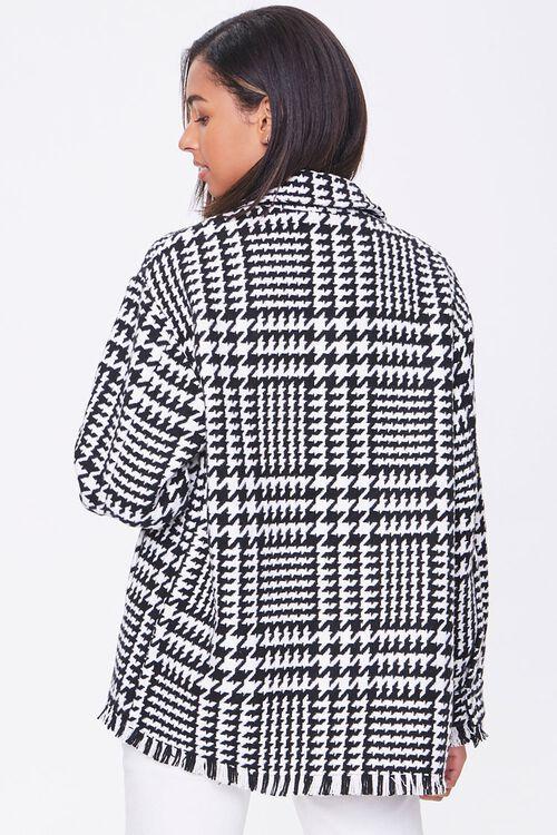 Tweed Houndstooth Jacket, image 3