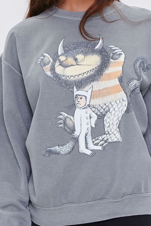 Where the Wild Things Are Pullover, image 5