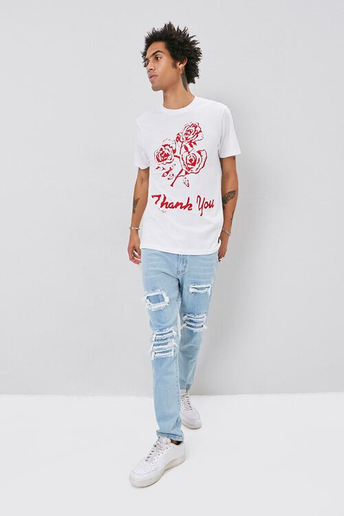 WESC Thank You Graphic Tee, image 4