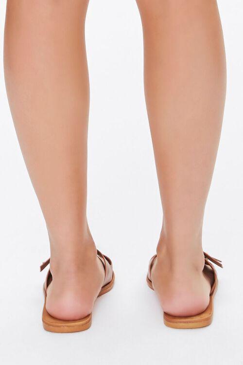 Dual-Strap Slip-On Sandals, image 4