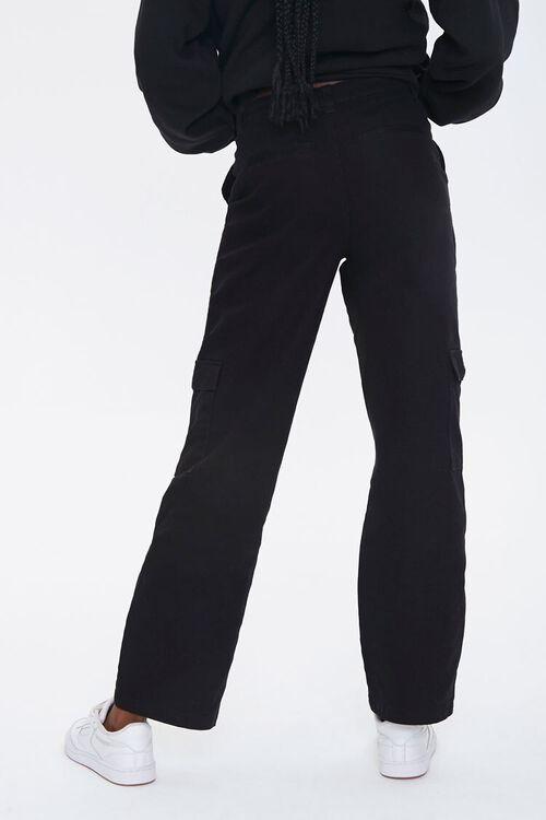 Denim Cargo Pants, image 4