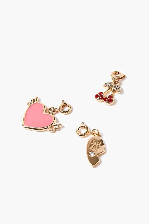 Heart Charm Set, image 1