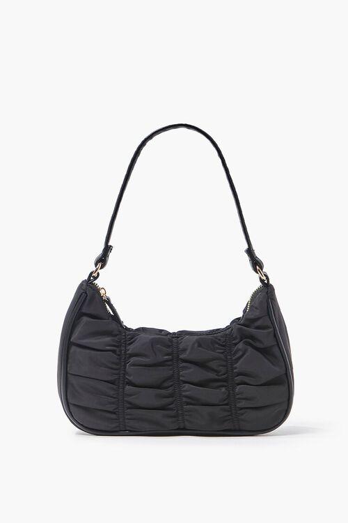 Ruched Shoulder Bag, image 4