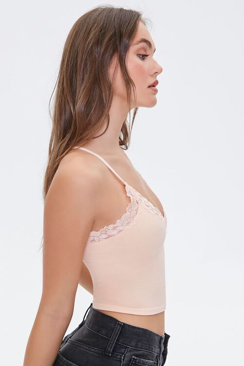 Seamless Lace Lingerie Cami, image 2