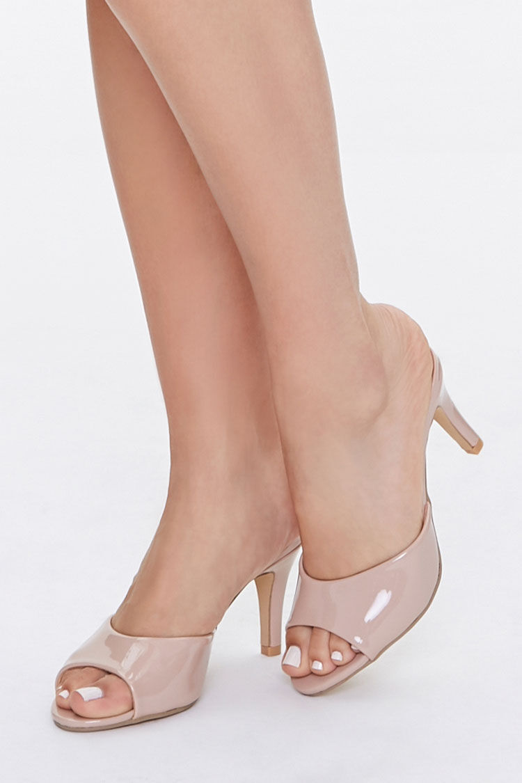 High Heels: Block Heel, Stilettos