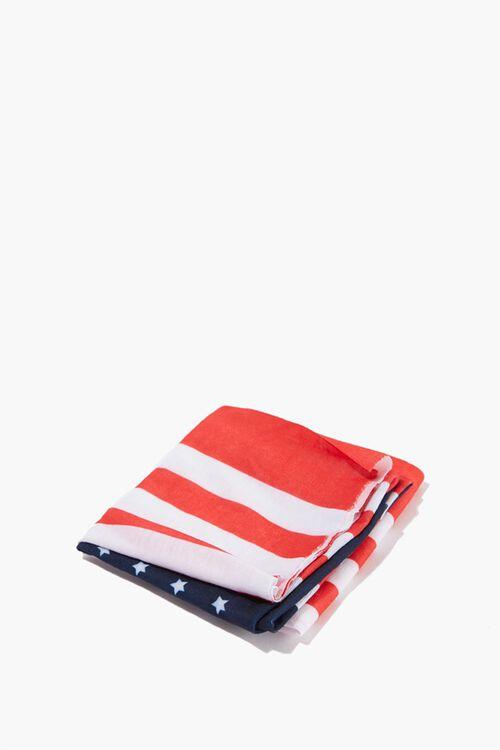 American Flag Headwrap, image 2
