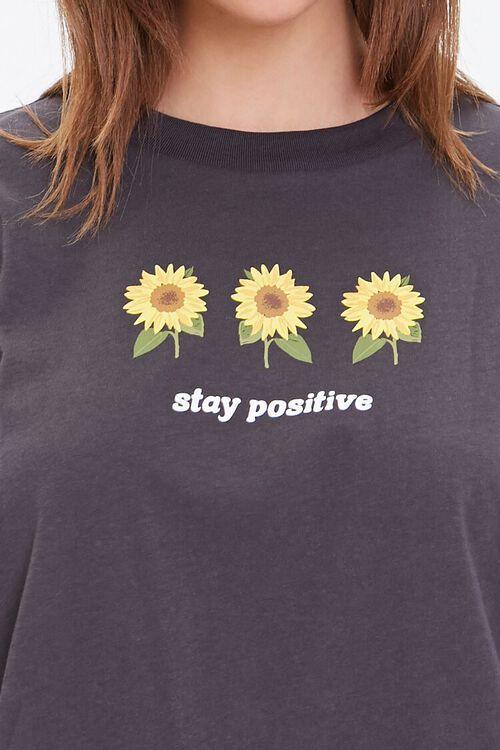 Sunflower Graphic Tee, image 5
