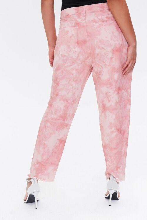 Plus Size Cloud Wash Denim Pants, image 4