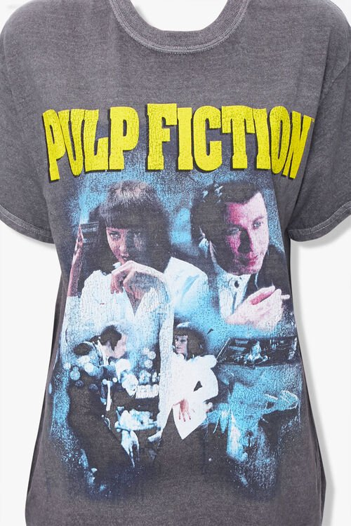 Pulp Fiction Graphic Tee, image 3