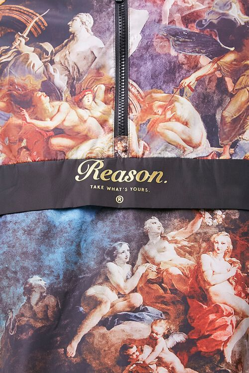 Reason Art Graphic Colorblock Anorak, image 5