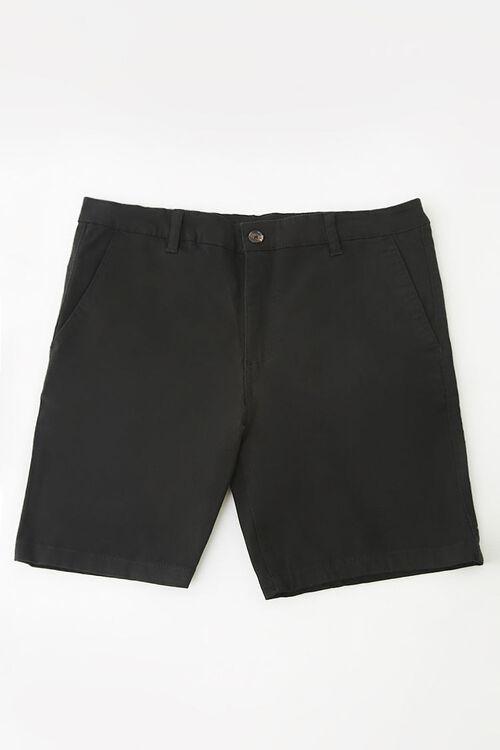 Woven Twill Shorts, image 1