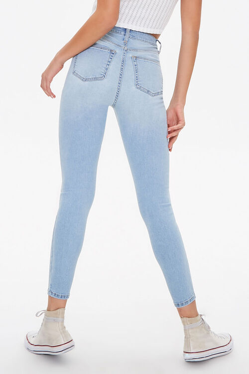Distressed Super High-Rise Jeans, image 4